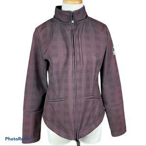 ASMAR EQUESTRIAN rider jacket brown check